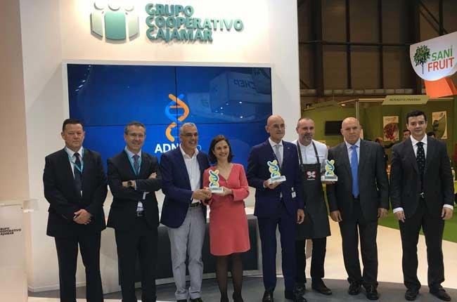 Premios ADN Agro de Cajamar.