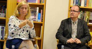 Presentación del libro sobre el primer Franquismo en Marbella de la Universidad de Málaga.