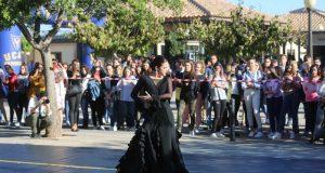 Jornadas de bienvenida a los alumnos de la UCAM en el Campus de los Jerónimos.