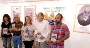 Conferencia en Ronsa sobre Giner de los Ríos y su sensibilidad Ecologista.