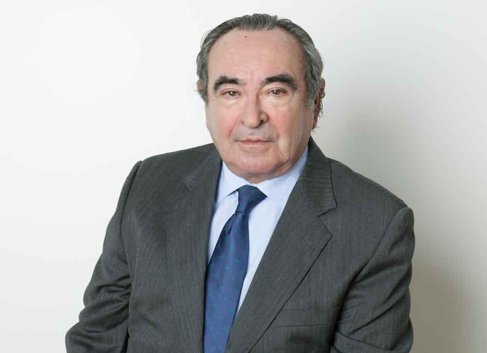 Federico Halpern, presidente de la Fundación Jesús Serra.