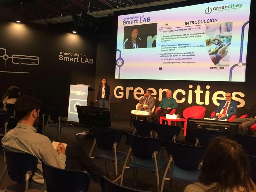 Greencities cuenta con más de 200 expertos en mesas redondas, conferencias y presentaciones.