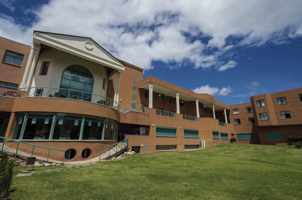 Campus de Les Roches Marbella.
