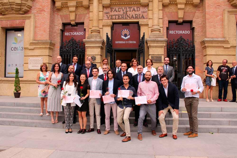 Ganadores de los premios Emilio Botín.