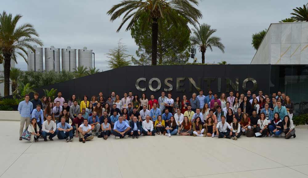 Participantes en el XII Seminario Líderes del Futuro