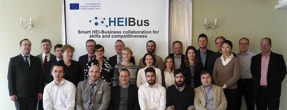 Equipo del proyecto HEIBus