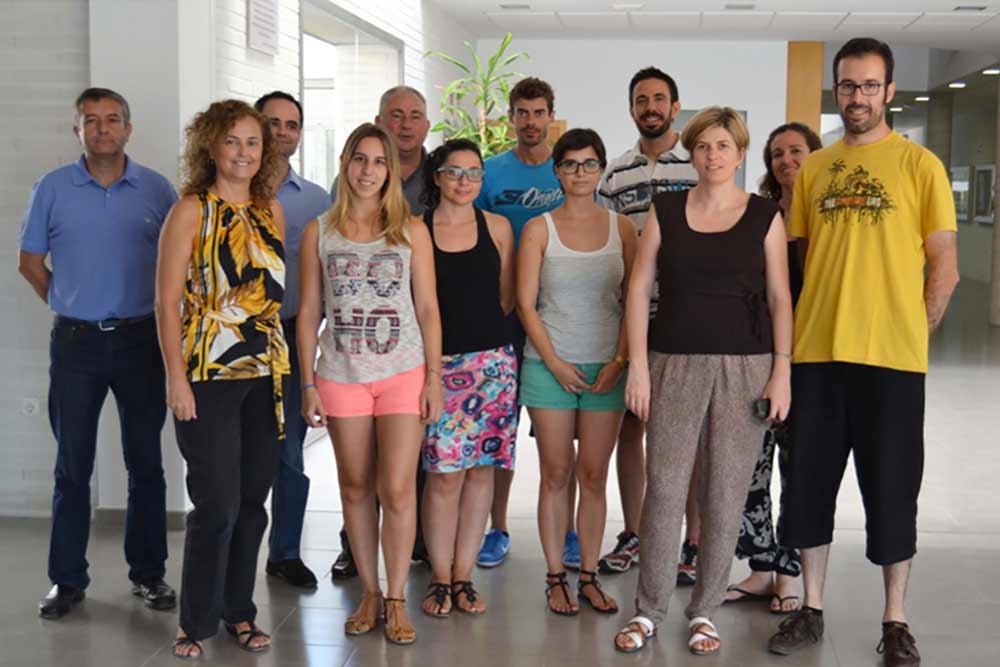 Grupo de investigación Fisiología y Genética del Desarrollo Vegetal.