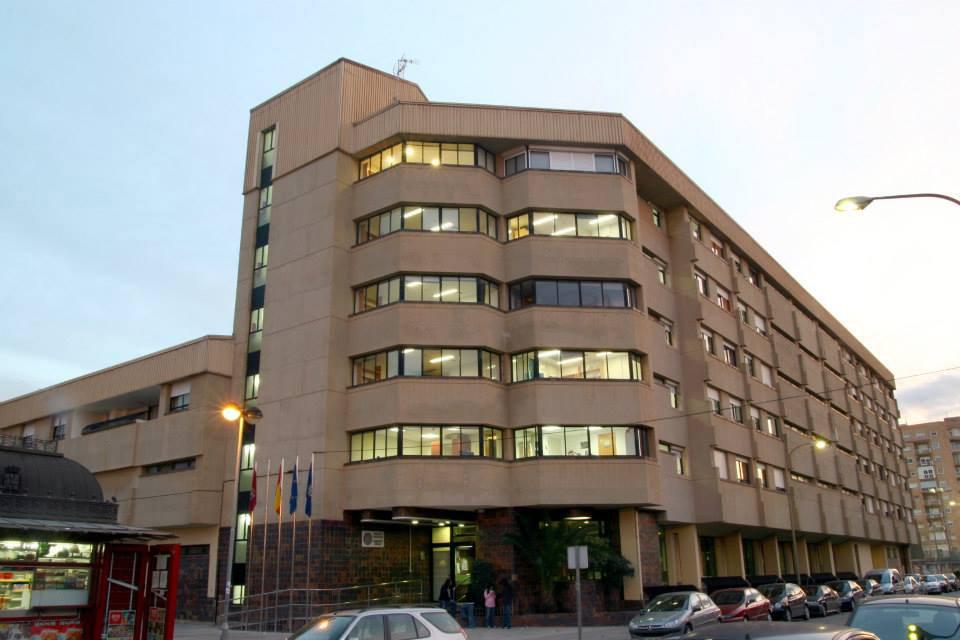 Residencia Alberto Colao - UPCT