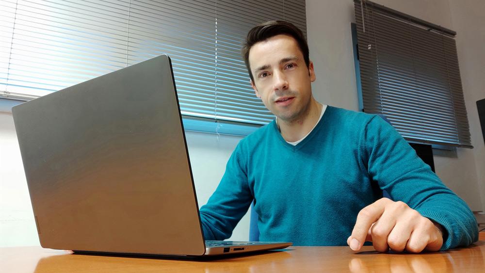 Ignacio Rodríguez, autor de un sistema para pronosticar la glucemia con mayor precisión