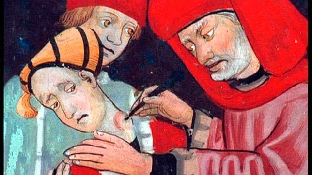 Entre las pandemias y epidemias históricas, la peste bubónica fue una de las más letales.