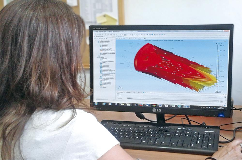 Software especializado manejado en el Máster en Ingeniería Química de la Universidad de Alicante.