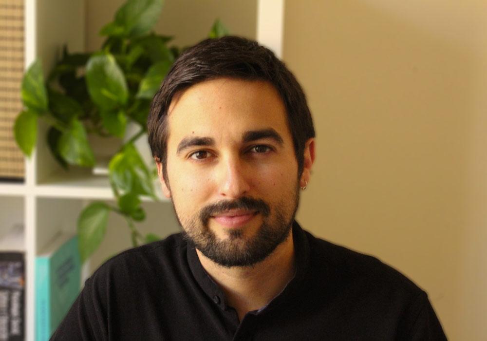 Ginés Navarro, investigador de la UJA.