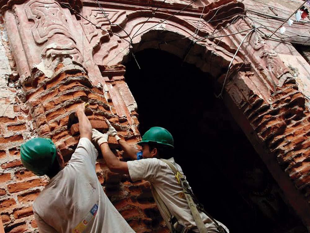 Máster en Ciencia y Tecnología del Patrimonio Arquitectónico