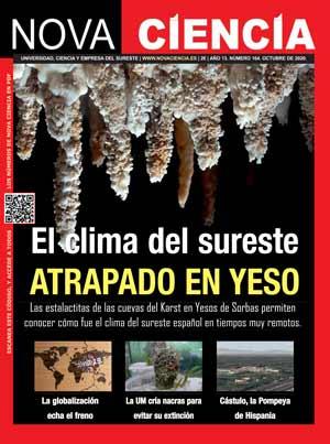 Revista Nova Ciencia octubre 2020 - Cápsulas climáticas