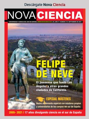 Nova Ciencia septiembre 2021 - Felipe de Neve y especial títulos de máster
