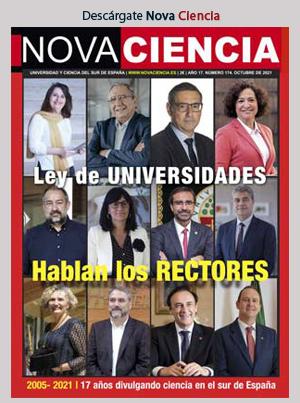 Nova Ciencia octubre 2021 - Los rectores se posicionan en contra de la LOSU